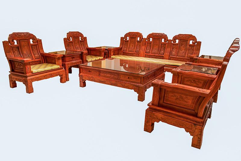 福禄寿沙发